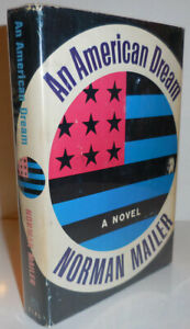 Norman-Mailer-An-American-Dream-First-Edition-1965
