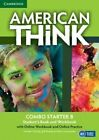 American Think Starter Combo B with Online Workbook and Online Practice: Starter by Jeff Stranks, Herbert Puchta, Peter Lewis-Jones (Mixed media product, 2016)