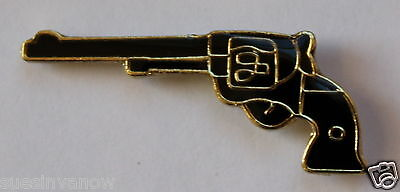 Shotgun Ill Give Up My Gun When Pry My Dead Fingers Lapel Pin Tie Tac Weapon