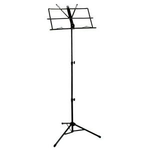 Adjustable Folding Sheet Music Stand Score Holder Mount Tripod Carrying Bag USA