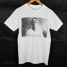 Kendrick Game Tshirt Damn Rowland Loyalty Tee Back Print Rap Hiphop Wiz Top