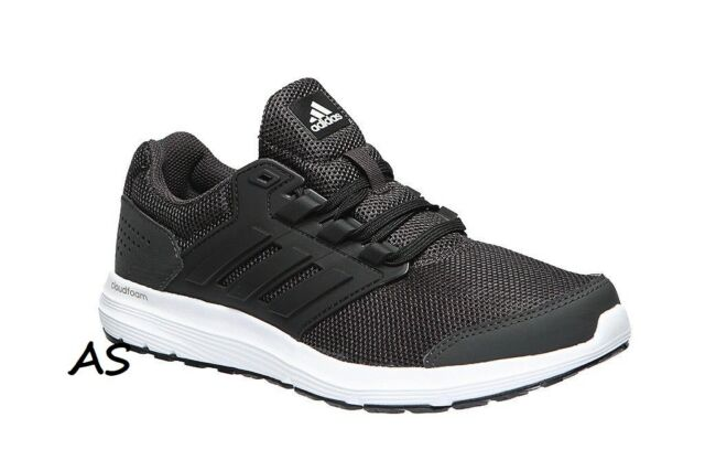 free shipping f4239 cd4c9 Adidas Galaxy 4 W Cloudfoam Womens Running Shoes Black BY2846 Size 8.5