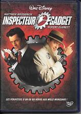 DVD ZONE 2--WALT DISNEY--INSPECTEUR GADGET--BRODERICK/EVERETT