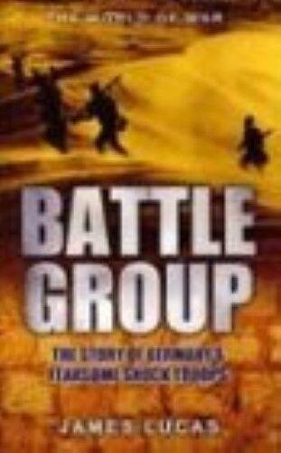 New, Battle Group: German Kampfgruppen Action of World War Two, Lucas, James, Bo