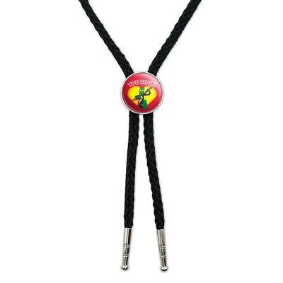 Letter L Bolo Tie Men/'s Fashion Accessories Southwestern Rockabilly Western