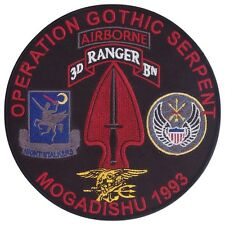 Operation Gothic Serpent - The Battle of Mogadishu - Black Hawk Down - TF Ranger