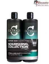 TIGI Catwalk Oatmeal and Honey Shampoo & Conditioner 750ml Tween