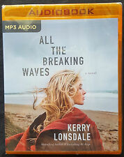 KERRY LONSDALE - ALL THE BREAKING WAVES MP3 AUDIOBOOK - NEW/SEALED