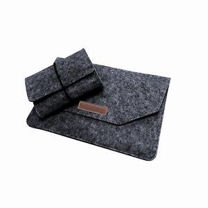 79b0e284f2b4 Details about Notebook Felt Bag Laptop Wool Sleeve Case For Macbook Air Pro  Retina 11 12 13 15