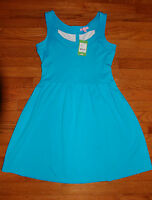 NWT Lilly Pulitzer Large AGATHA Dress in Turquoise Blue