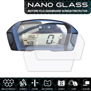 Honda-CTX700-NC700-NANO-GLASS-Dashboard-Screen-Protector-x-2