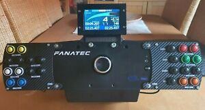 Buttonboxes CSL (24 Knöpfe) für Fanatec CSL Elite Wheelbase, Simracing, DIY, MOC