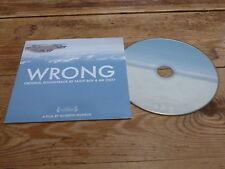 ED BANGER RECORDS - TAHITI BOY - TAHITI BOY - WRONG !!!!!!RARE CD PROMO FRANCE