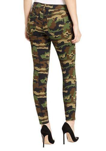 womens WILLIAM RAST Camo Utility Slimmer Pants plus size 18 2X