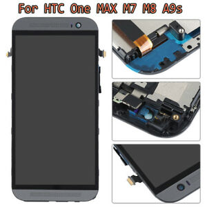 Details about Digitizer Display LCD Glass Screen Replacement Fr HTC One  Series Replacement Lot