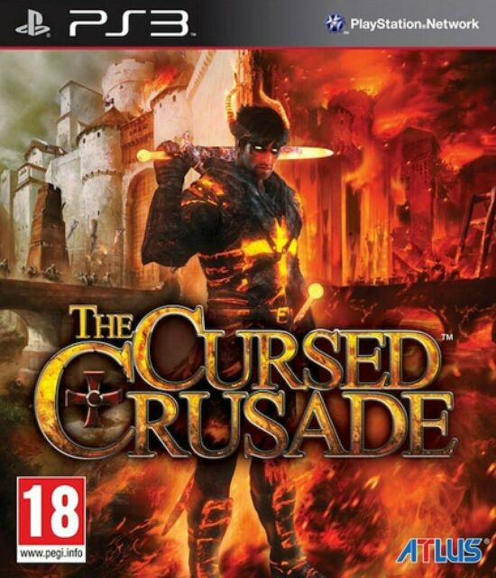 The Cursed Crusade (ENG) (MI) PS3