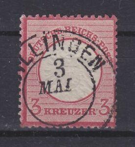 DR-Stempel-K2-034-VILLINGEN-3-MAI-034-Baden-auf-MiNr-25-3-Kr-bitte-ansehen