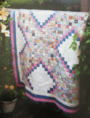 Irish Chain Quilt SEWING QUILTING PATTERN