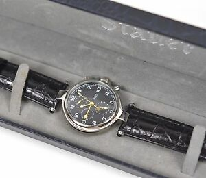 Stauer Moon Phase Automatic Mechanical Watch • $117.50