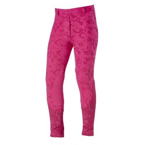 Harry Hall  Mayhill Junior Jodhpurs - Navy or Pink  save up to 30-50% off