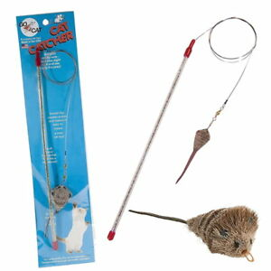 Go-Cat-Cat-Catcher-Teaser-Wand-40cm-Glitter-Wand-with-Mouse-Cat-Toy-1-of-pack