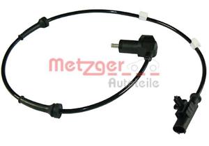 Sensor Raddrehzahl Original Ersatzteil Metzger 0900620