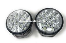 Flood Fog Lights Led Universal Car Truck Suv Chevrolet Ford Jeep Off Road 575 Fits Ford