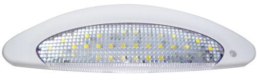LED LIGHT Caravan//Boat Light Bright White Motion Sensor Awning Light 36 LED New