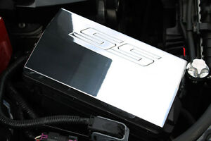 2010 2014 chevrolet camaro fuse box cover ss logo polished. Black Bedroom Furniture Sets. Home Design Ideas