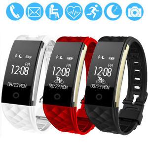 Waterproof-S2-Heart-Rate-GPS-Smart-Bracelet-Watch-Wristband-Sport-Fitness-Track