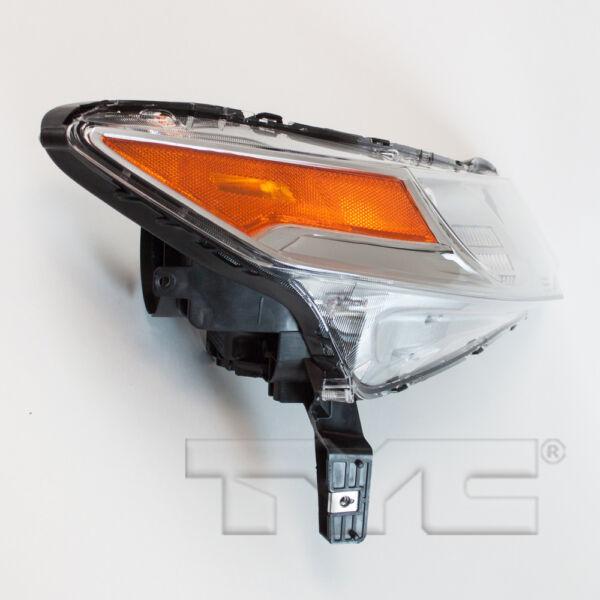 Headlight Assembly-CAPA Certified Right TYC 20-9071-01-9