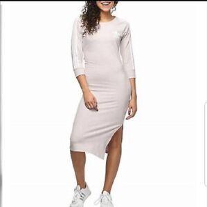 3 Stripes Midi Dress S $65   eBay
