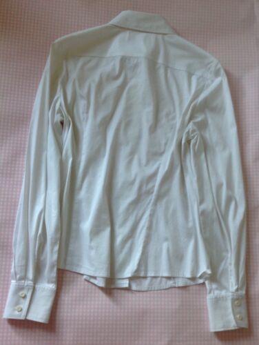 Bianca Formale 8 Camicia Taglia 40 10 Cartier Camicia uk 7U1E4q6x