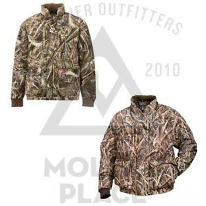 f4cd90bb0517a Image is loading Drake-Waterfowl-DW2050-LST-Camo-Down-Coat-Blades-
