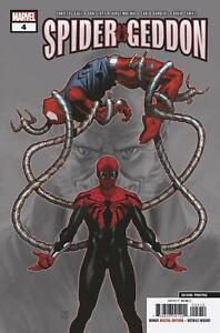 Spider-Geddon-Comic-Issue-4-Limited-Second-Print-Variant-Modern-Age-2019-Gage