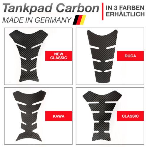 Tankpad Carbon Design S Yamaha YZF R1 R6 600 1000 YZF