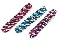 Rope Stick Dog Toys Tough Durable Chew Toy 10 Long - Choose Blue Pink Or Purple