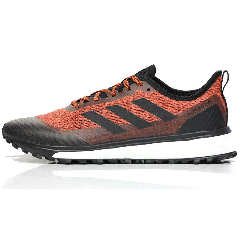Adidas Boost respuesta Trail Hombre Zapatos. EE. UU. 11.5, 46, 29.5 cm de la UE