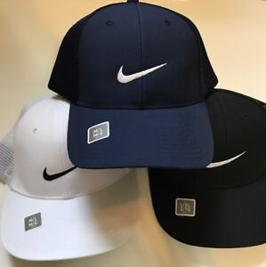 92252662e1f Nike 727038 Dri-Fit Golf Hat Cap Unisex Black White Navy Gray Green ...