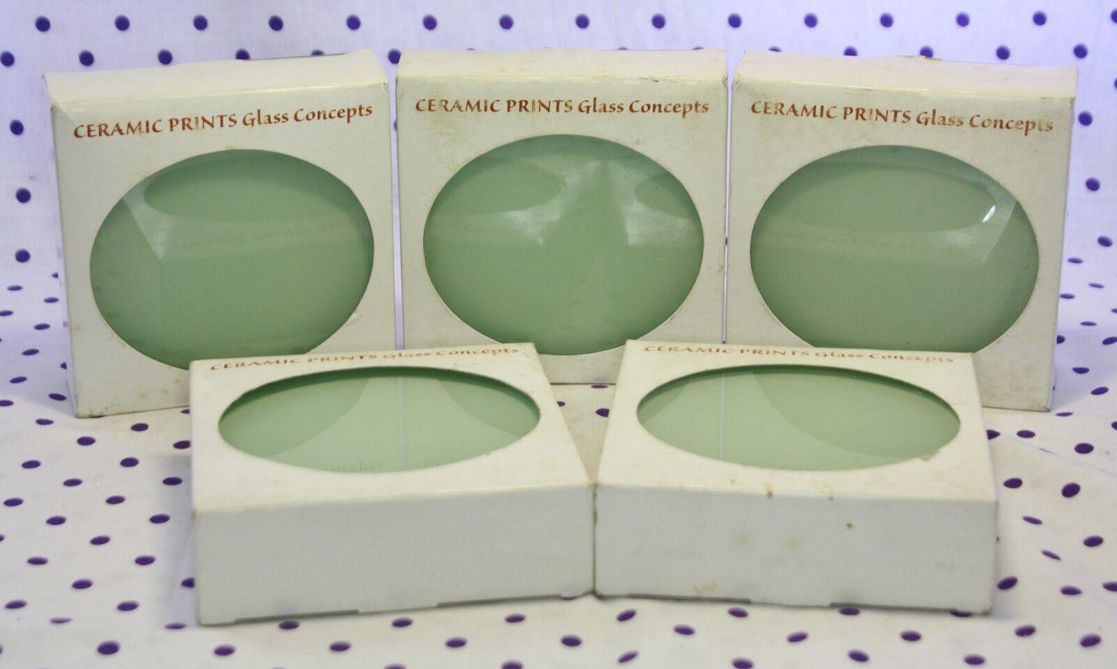 20 Ceramic Prints Glass Concepts 4.25