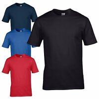 CLEARANCE Plain 5XL Mens T-Shirts - Gildan Cotton Top Tee