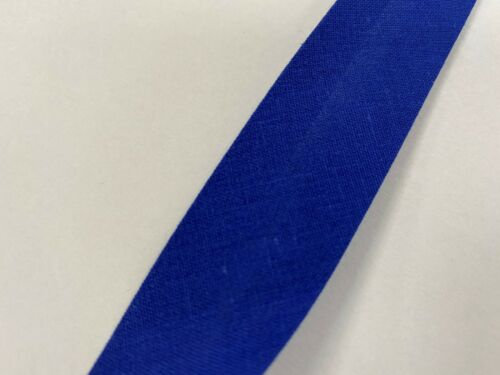 2m  x  BIAS BINDING  BLACK//WHITE//ROYAL BLUE