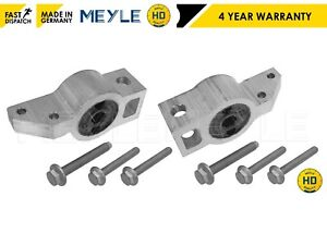 FOR-VW-MK5-GOLF-EOS-amp-AUDI-A3-2003-2018-MEYLE-FRONT-WISHBONE-BUSHES-AND-CONSOLES