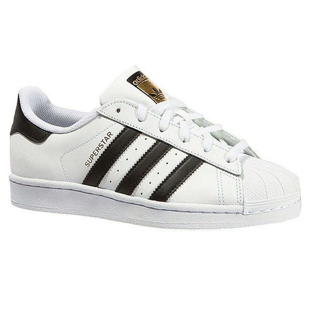 the latest 1b1bf 648f1 Adidas Adidas Adidas SUPERSTAR C77154 Bianco Nero mod. C77154 069472