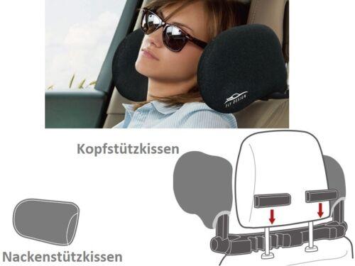 Kinder Erwachsene Auto Sitz Kopfstütze Nacken Kissen für FORD Edge Kopf Hals neu