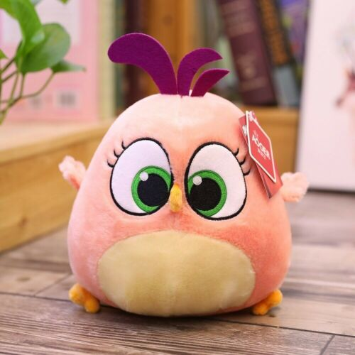 Cute Birds plush From the Angry Birds Movie/&Mobile Game 10/&20 cm Plush Soft Toy!