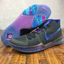 cheap for discount 0abb5 edb9e Nike Kyrie Irving 3 III Flip The Switch 852395-003 Black ...