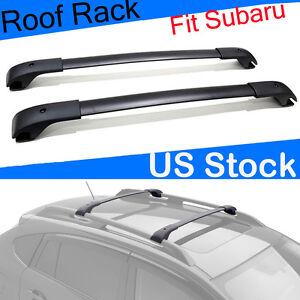 Oe Fit Subaru Impreza Xv Crosstrek Aero Roof Rack Cross