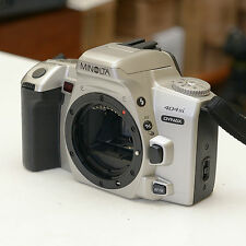 Minolta Dynax 404si 35mm SLR Body in Excellent Condition, Working Tested, 1087