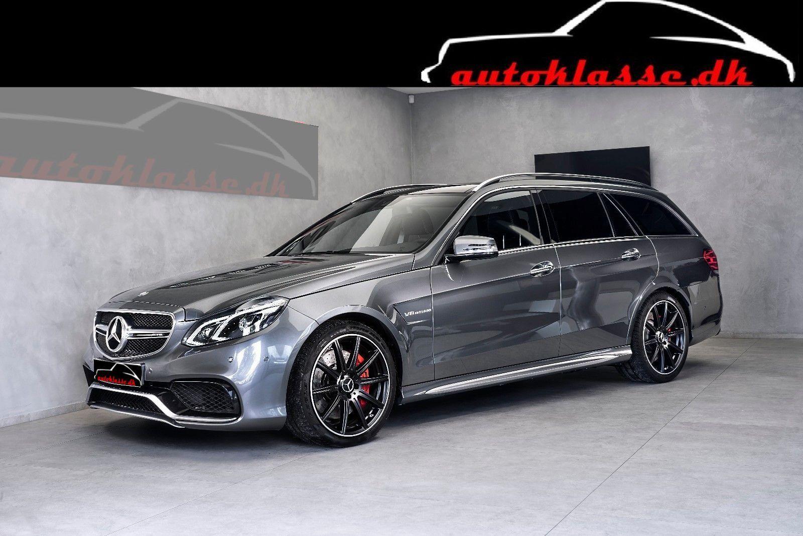Mercedes E63 5,5 AMG S stc. aut. 4-M 5d